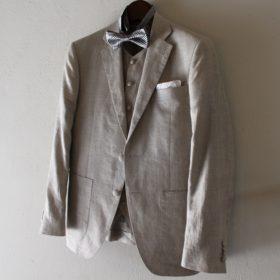 リネン スーツ
